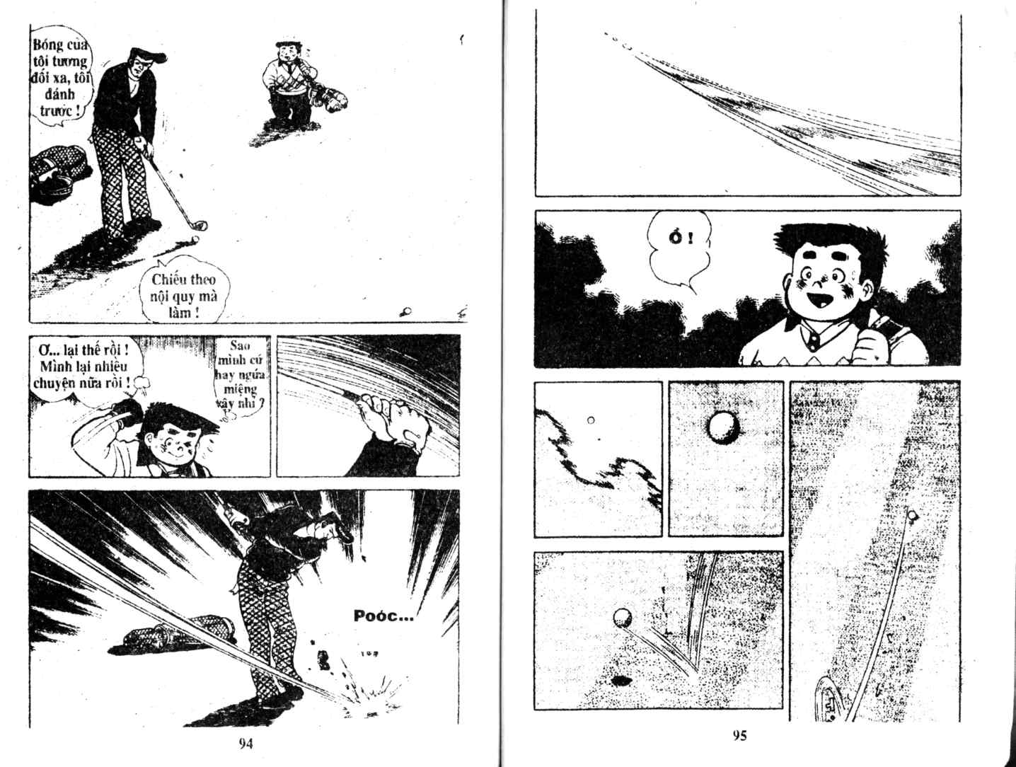 Ashita Tenki ni Naare chapter 11 trang 46