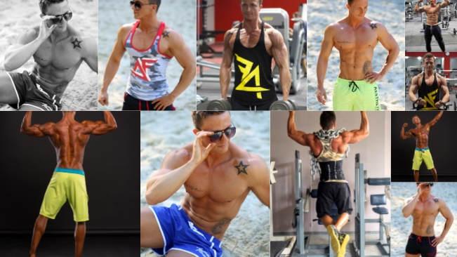 تحميل 11 صورة لشبان اللياقة البدنية جودة عالية