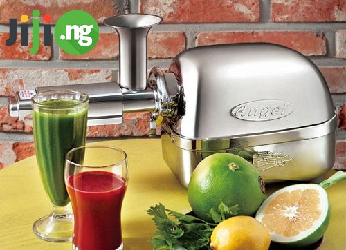Juicers: why freshly-squeezed juices are good for you?