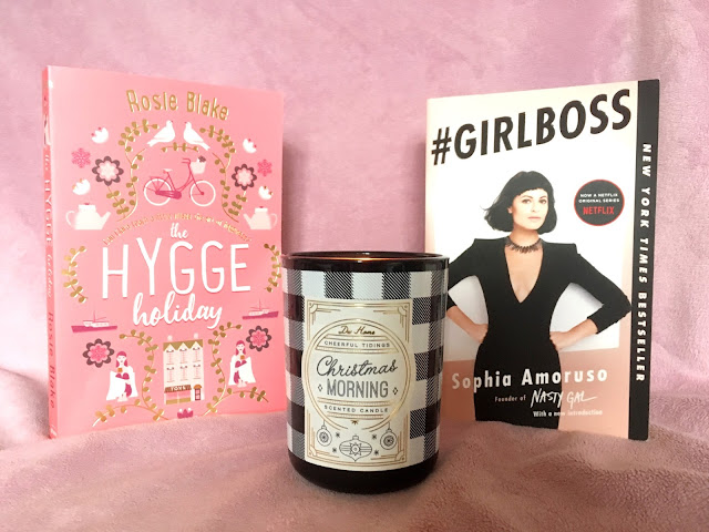 The Hygge Holiday, Rosie Blake, #Girlboss, Sophia Amaruso