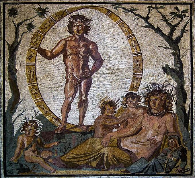 Ο Ζωδιακός Κύκλος και αστερισμοί στην Μυθολογία των Ελλήνων