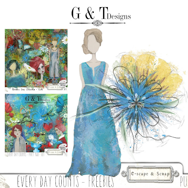 G&T Designs - Freebies - Every Day Counts