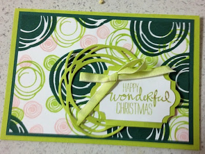 zena kennedy, independent stampin up demonstrator