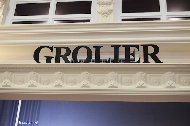 Grolier Store, located inside The Parenthood