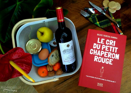 """Le cri du petit chaperon rouge"" de Beate Teresa Hanika"