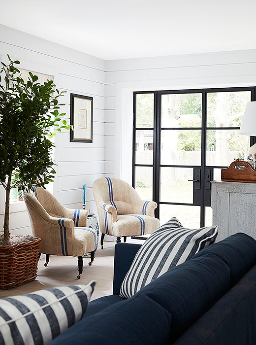 With The Help From Sally Gotfresdon One Kings Lane Will Taylors Lifestyle Blogger BrightBazaar Bellport Home Is Transformed