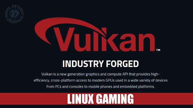 Vulkan Linux Gaming