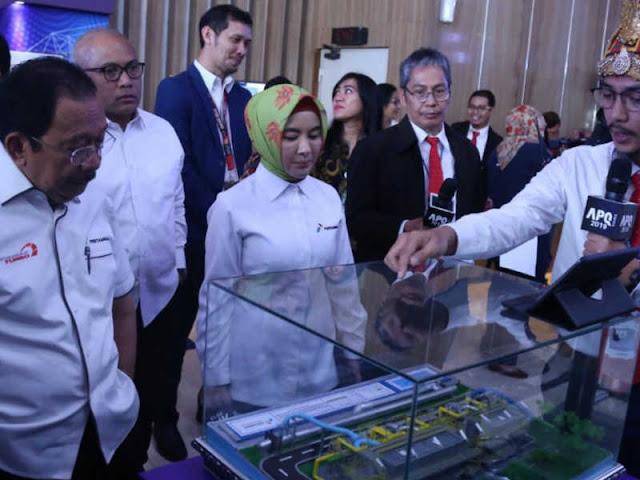 Nicke Widyawati Apresiasi Inovasi Peserta Annual Pertamina Quality (APQ) Awards 2019