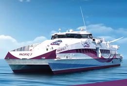 Pacific Ferry Schedule for HarbourFront Singapore - Sekupang Batam