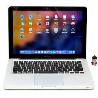 MacBook Pro Core i5 2.5 13-inch Mid 2012 Bekas