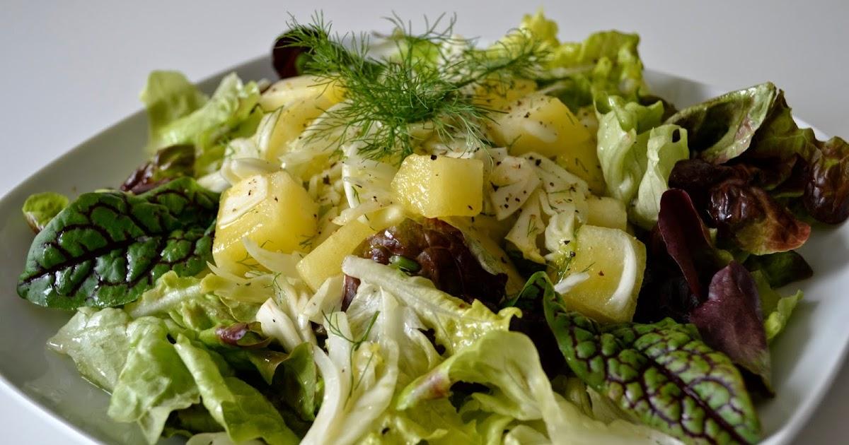 gute nahrung macht gl cklich salat mit fenchel und wassermelone gastbeitrag von lukas stein. Black Bedroom Furniture Sets. Home Design Ideas