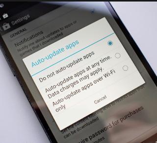[FULL] Cara Paling Ampuh Mematikan Auto Update di Android