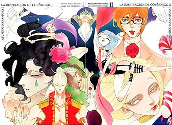Reseña: La respiración de Capricornio- Asumiko Nakamura