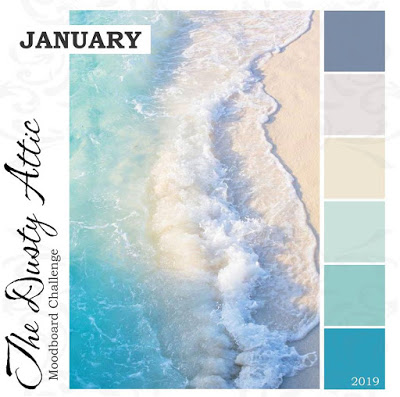 Winner - January 2019 Mood Board Challenge
