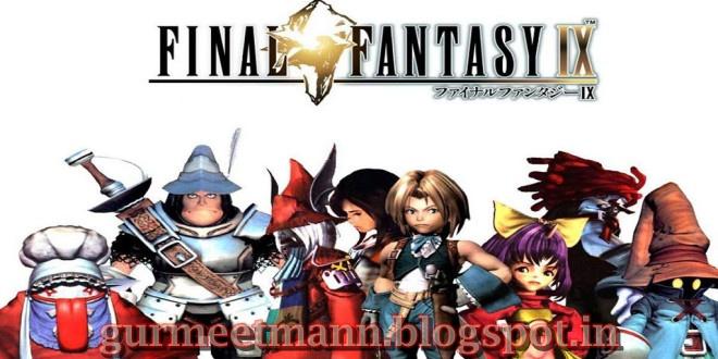 Final Fantasy IX - Free Full Download - PC Games - Download