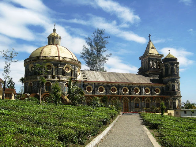 Pattumala Church - Peermade - Thekkady Kerala - Pick, Pack, Go