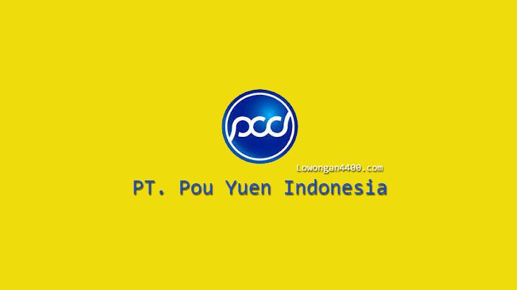 Lowongan Kerja PT. Pou Yuen Indonesia