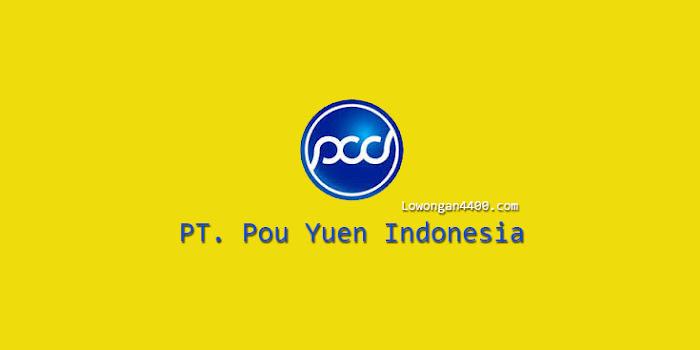 Lowongan Kerja Pt Pou Yuen Indonesia