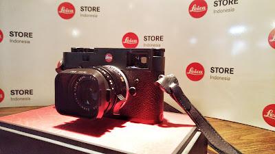 Masuk ke Indonesia, Leica M10 Dibanderol Rp99 Juta