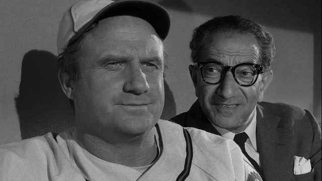 sam sofaer can you re dye leather sofa the twilight zone vortex mighty casey dr stillman abraham tells coach mouth mcgarry jack warden all about his new star pitcher
