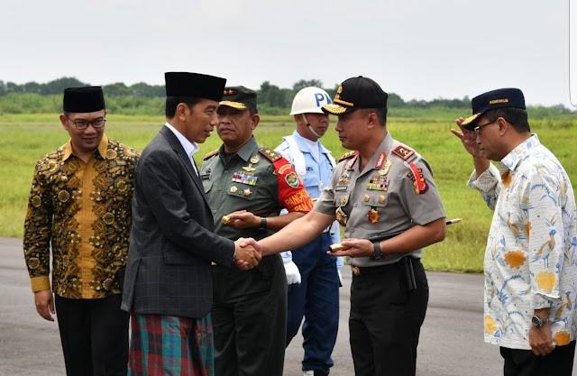 Presiden Akan Buka Musyawarah Nasional Alim Ulama dan Konferensi Besar NU Tahun 2019 di Banjar