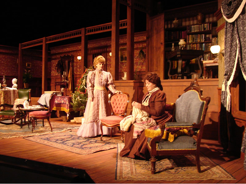 An analysis of the importance of relationship in the play a dolls house by henrik ibsen