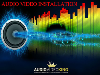 Audio Video Installation Service Los Angeles