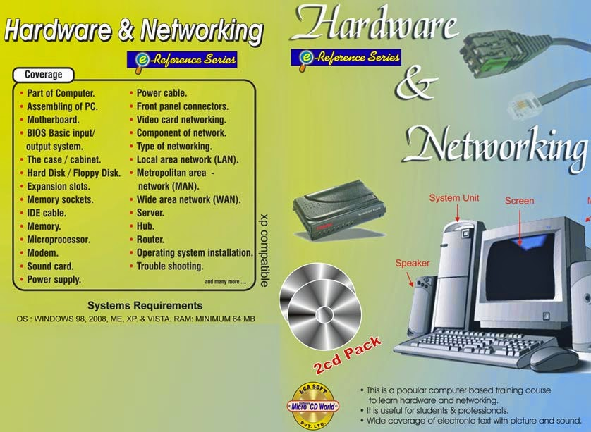 hardware and networking: hardware and networking