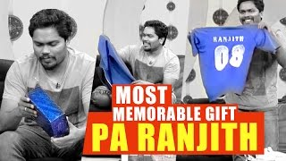 Most Memorable Gift, Director Pa Ranjith 25-06-2016 Puthuyugam Tv