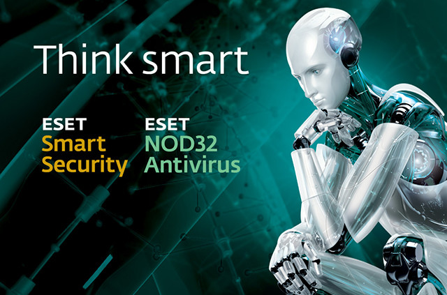 Eset nod32 antivirus / Eset Smart Security 9 and 10 / Internet Security