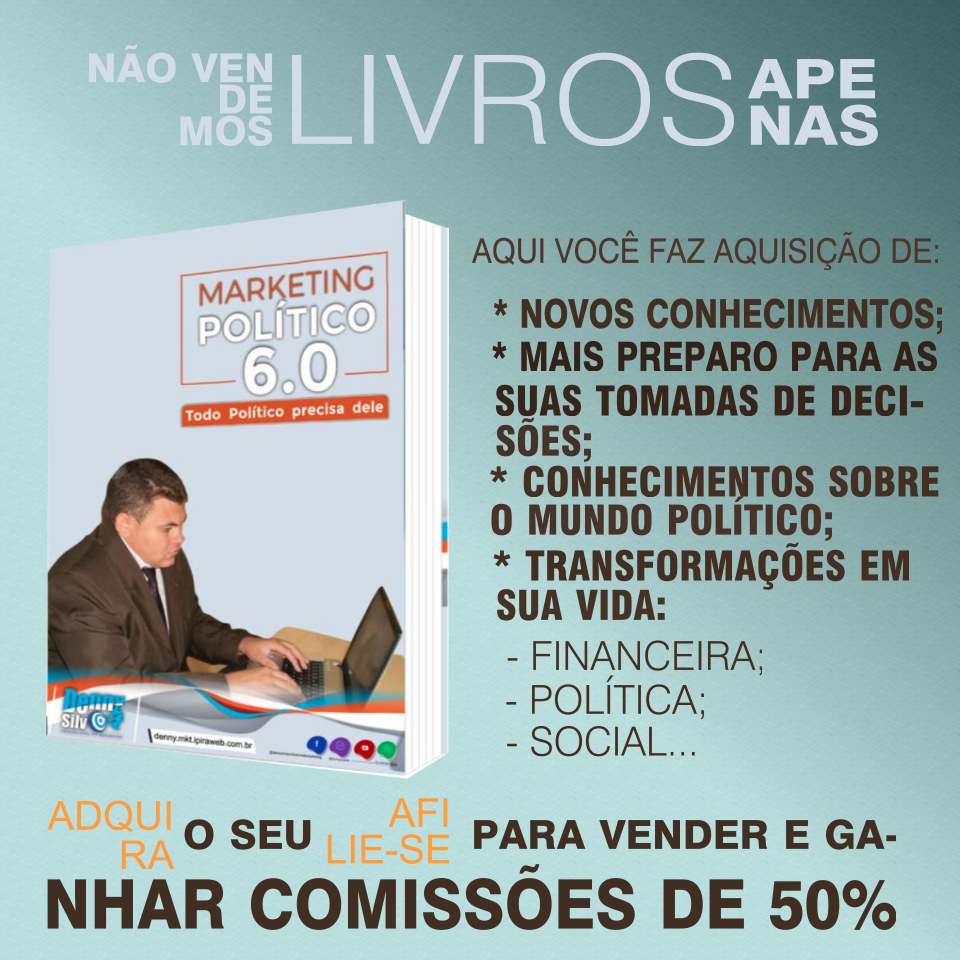 Livro Marketing Político 6.0