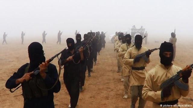 Radikal Networkların Suriye Savaşı