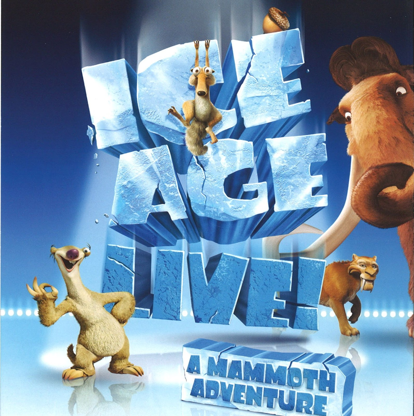 Where Roots And Wings Entwine: Ice Age Live! Review