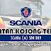 Jawatan Kosong di Scania (M) Sdn Bhd - 20 Jun 2018