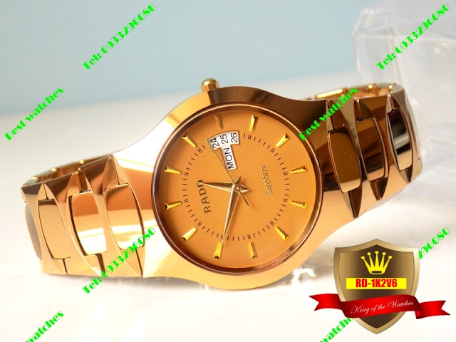 đồng hồ rado, đồng hồ nam, đồng hồ dây đá ceramic