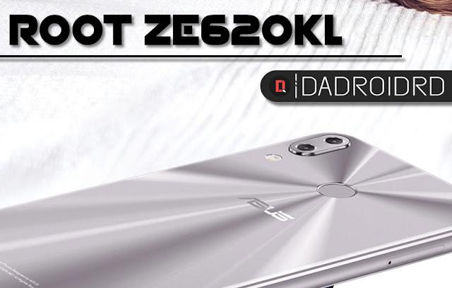Cara ROOT Asus Zenfone 5 ZE620KL
