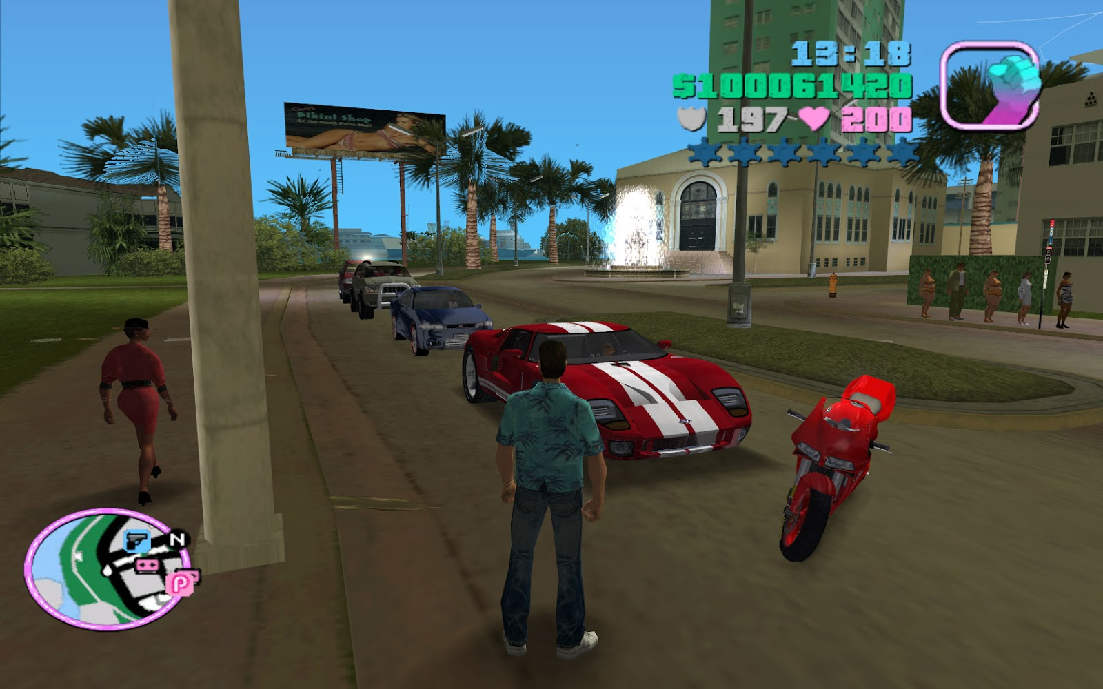 Gta Grand Theft Auto Vice City Game Free Download Full