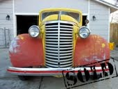 1939 Chevy Pick Up