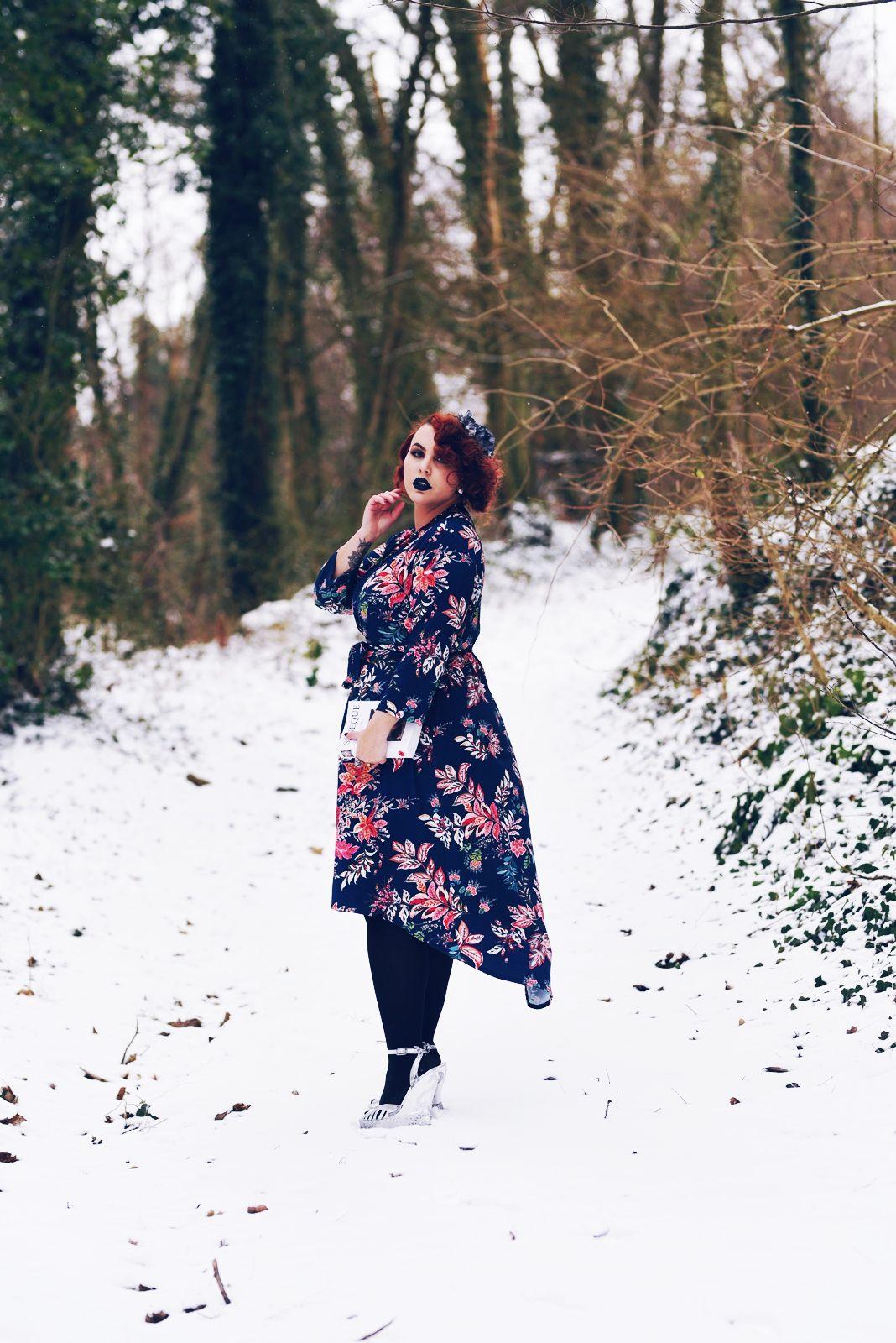 robe fleurie Grain de Malice