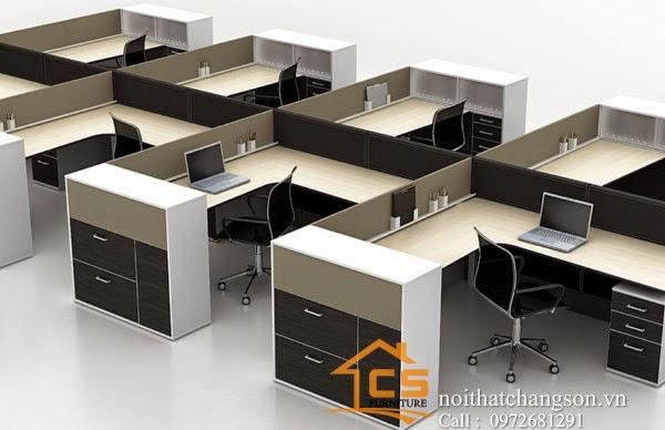 Thiết kế nội thất văn phòng làm việc Tầng 3 Tòa T6 Time City