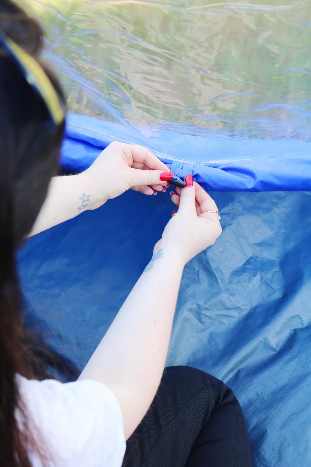 Summer Camping ft. Blacks Online #1