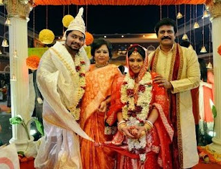 Brahmaji Family Wife Parents children's Marriage Photos