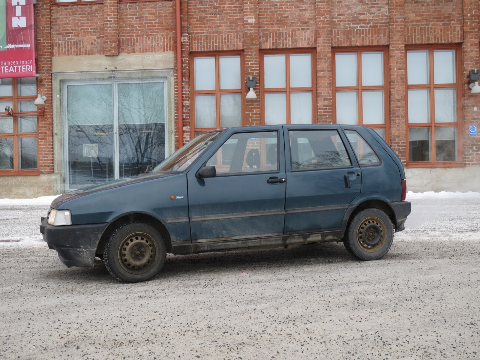 Fiat Uno -experience: Solving Idling Problems Part 2