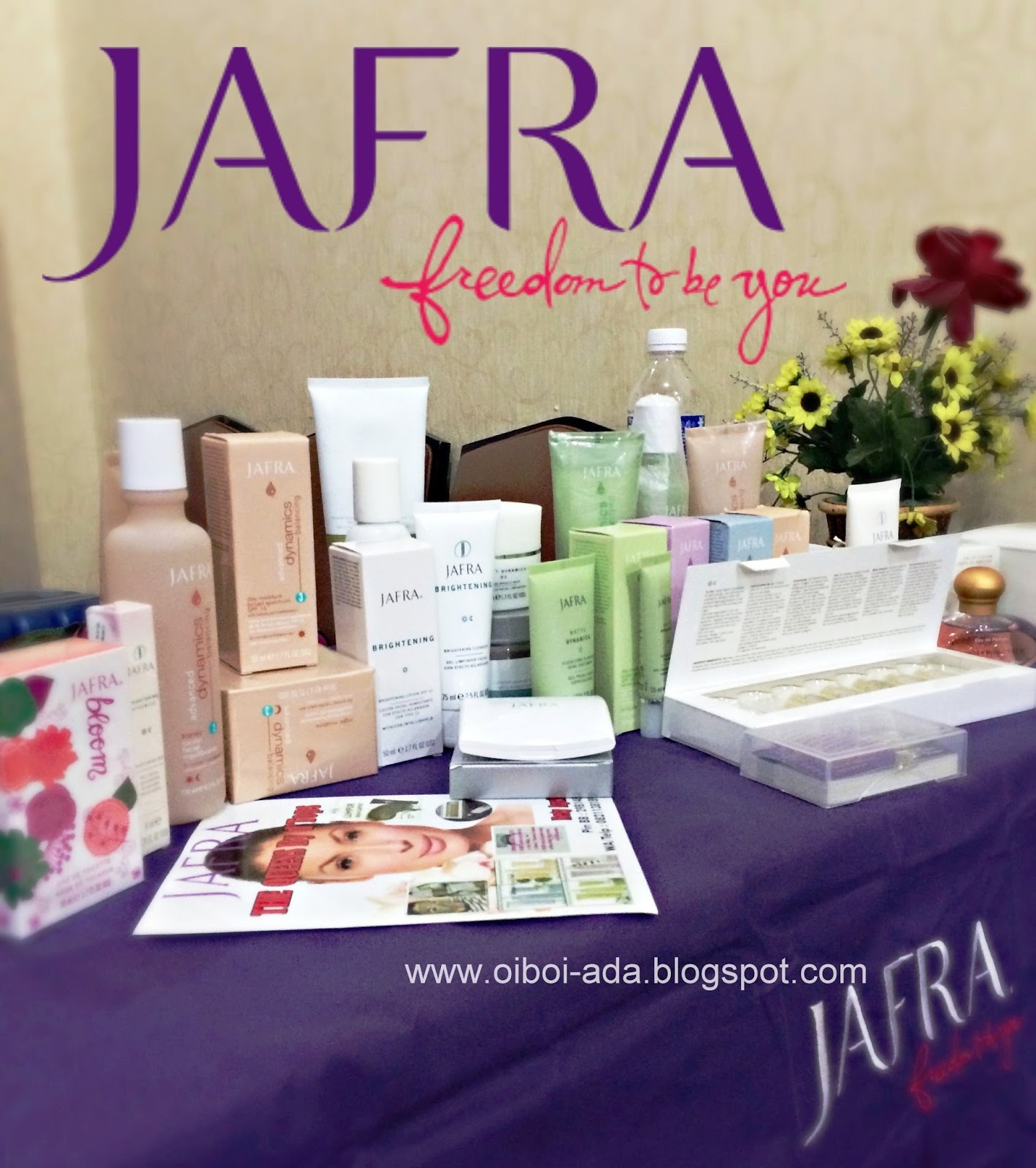 Jafra Guest Day Oiboi