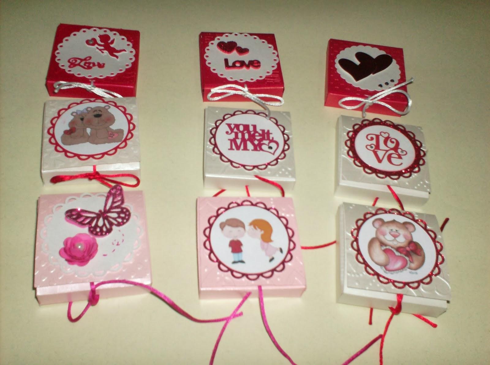 Para De Amor Y 14 Febrero De Febrero Dia 14 De Caja La El Madera En Amistad Arreglos Del