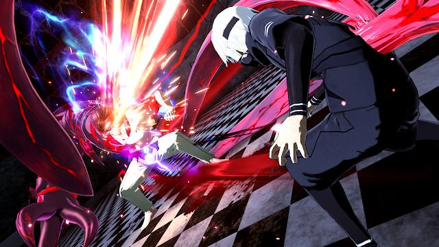 Bandai Namco Segera Rilis Game Tokyo Ghoul [:re birth] Untuk Android dan iOS