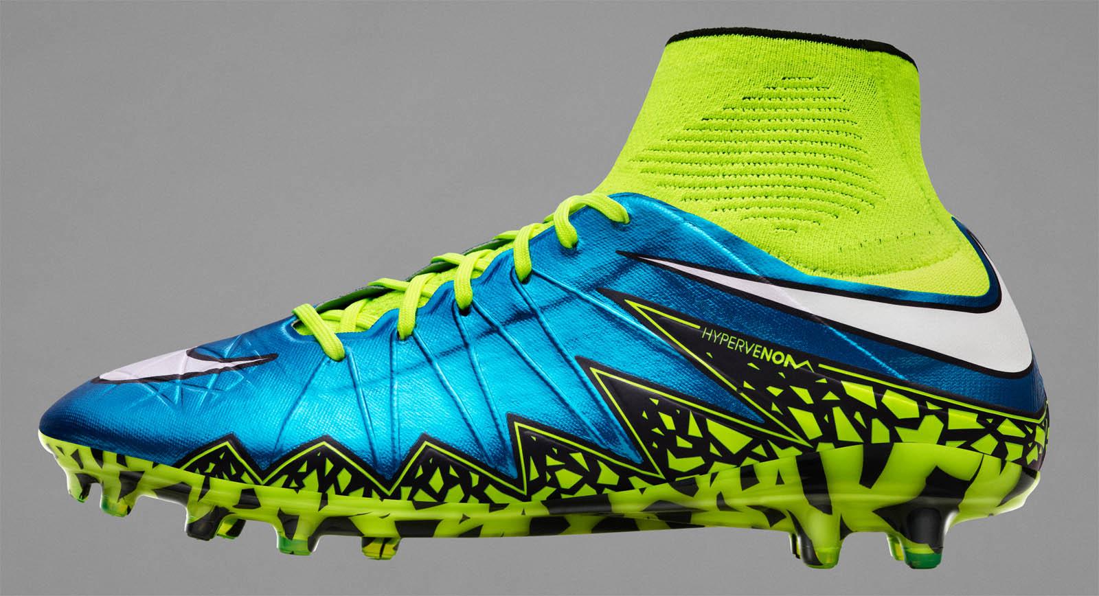 Nike Hypervenom II 2015 Women's Boots Released - Footy ...