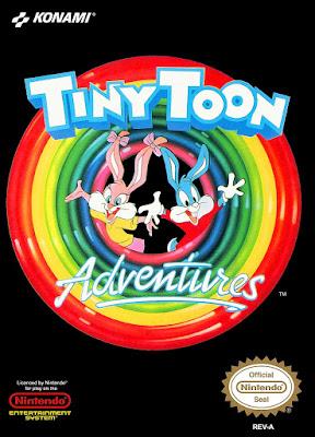 Review - Tiny Toon Adventures - Nintendo
