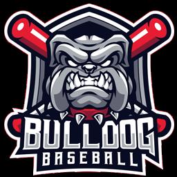 logo anjing bulldog