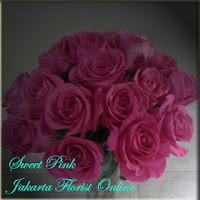 Trendsetter Mawar Pink Untuk Valentine